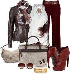 kinda reminds me of East coast city wear very classy Fashion Over 50, Work Fashion, Fashion Details, Fashion Ideas, Women's Fashion, Fashion Tips, 50 Style, Cool Style, Winter Wear
