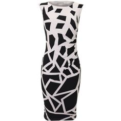 Kelly Grace Rouched Monochrome Dress ($91) ❤ liked on Polyvore featuring dresses, rouched dress, ruching dress, ruched dress, gathered dress and shirred dress