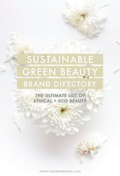A complete list of truly clean, cruelt. A complete list of truly clean, cruelty-free, and consciously created beauty brands organized by category in alphabetica Eco Beauty, Clean Beauty, Organic Beauty, Organic Skin Care, Natural Skin Care, Natural Beauty, Natural Makeup, Oils For Skin, Beauty Routines