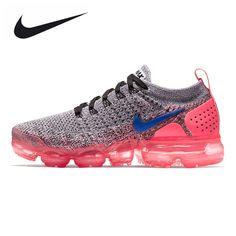 Nike Vapormax Flyknit 2.0 Women's Running Shoes Shock-absorbing Non-slip Breathable 942843 104  Price: 119.20 & FREE Shipping  #mensfashion|#womensfashion|#tech|#homeware Tênis Nike, Mulheres Correndo, Tênis De Corrida, Sapato Iate