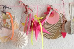 Handmade party favors make me happy. by decor8, via Flickr