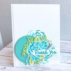 Crafty Little Peach: Abstract Impressions - Stampin' Up! Artisan Blog Hop