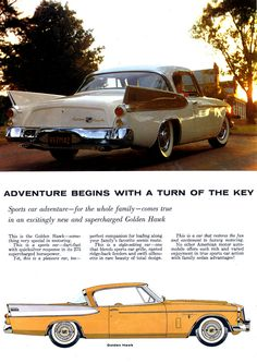 1957 Studebaker Hawk