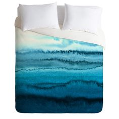 Monika Strigel WITHIN THE TIDES CALYPSO Duvet Cover | DENY Designs Home Accessories