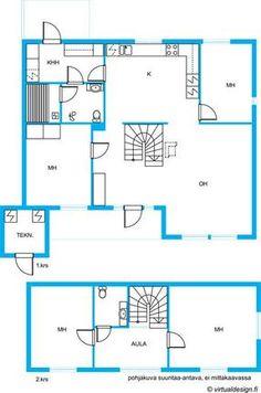 Myydään Paritalo 5 huonetta - Seinäjoki Karhuvuori Karhunkynsi 8 - Etuovi.com 9888529