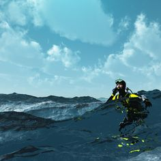 Do you know what to do if you end up stranded in open water? If not, here are five tips that just might save your life.