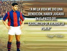 "El ""Sapo"" Villar"