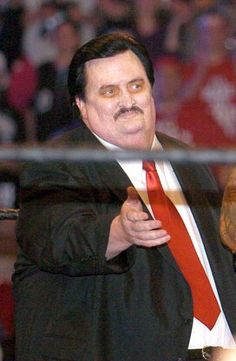 """William Alvin """"Bill"""" Moody – better known from the WWF/WWE by his ring names Paul Bearer. Paul Bearer, Undertaker Wwe, Love And Basketball, Condolences, Passed Away, My Childhood, Celebrity News, Legends, Wrestling"""