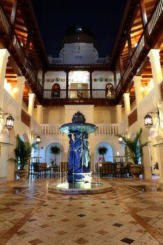 Courtyard - The Villa By Barton G.