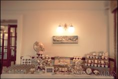 Vintage, travel themed cupcake table, designed as a jaw-dropping alternative to a traditional wedding cake.