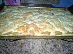 Apple Swirl Coffee Cake!