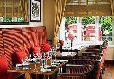 DESIGNRESTAURANTS The London Marriott Hotel Park Lane, London W1 | Club offers available