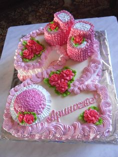 Одноклассники Creative Cake Decorating, Creative Cakes, Beautiful Cakes, Amazing Cakes, Vanilla Layer Cake Recipe, Christening Cake Girls, Sheet Cake Designs, Heart Wedding Cakes, Purple Cakes