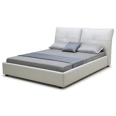Atom : Leather Bed