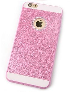 iPhone 6, 6 Plus - Soft Glittering Comfy Case in Assorted Colors