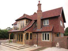 Tudor Roof Tile brochure features new range of colours - netMAGmedia Ltd Roof Colors, Colours, Roof Styles, House Styles, Clay Roof Tiles, House Cladding, Red Tiles, Tile Manufacturers, Dream House Exterior