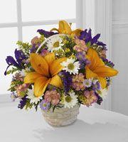 The FTD® Natural Wonders™ Bouquet by Expressions Floral Design Studio #Columbus Florist