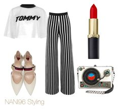 Designer Clothes, Shoes & Bags for Women Tommy Hilfiger, Gucci, Classy, Cool Stuff, Polyvore, Image, Fashion, Moda, Chic