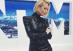 Βίκυ Καγιά: Με την 35 ετών κόρη της Μπιάνκα στον ημιτελικό του GNTM! [pics] Next Top Model, Greek, Dresses With Sleeves, Models, Long Sleeve, Clothes, Fashion, Templates, Moda