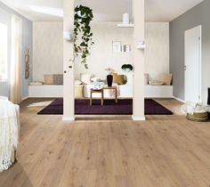 Hygge, Imitation Parquet, Light Oak, Skyline, Decoration, Trendy, Room, Design, Furniture
