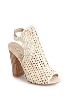 Largo Sandal by Kristin Cavallari for Chinese Laundry. Gorgeous woven leather…
