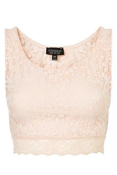 Topshop crop top my-style Passion For Fashion, Love Fashion, Fashion Outfits, Womens Fashion, Fashion Styles, High Wasted Jeans, Lace Crop Tops, What To Wear, Topshop