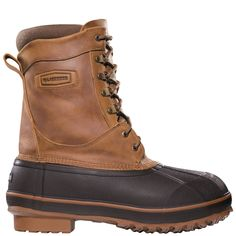 600014 LaCrosse Men's Ice King 400G Pac Boots - Brown