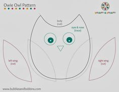 See 5 Best Images of Felt Owl Template Printable. Printable Owl Pattern Felt Owl Pattern Template Free Printable Owl Pattern Free Printable Owl Pattern Template Free Printable Owl Cut Out Template Free Applique Patterns, Owl Patterns, Quilt Patterns, Sewing Patterns, Craft Patterns, Owl Applique, Blanket Patterns, Owl Sewing, Baby Sewing