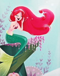 Adorable Ariel piece