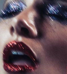 Makeup Glitter Editorial Pat Mcgrath Ideas Source by amberalysee editorial Makeup Inspo, Makeup Inspiration, Beauty Makeup, Eye Makeup, Makeup Ideas, Night Makeup, Fairy Makeup, Mermaid Makeup, Makeup Art