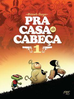 by MArcelo Braga -  Casa_do_Cabeca_Boneco_Capa.