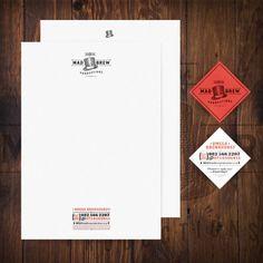 Nice letterhead / Business Card setup