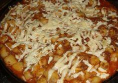 Nhoque de batata - Receitas Magníficas