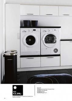 """Visit our internet site for even more details on """"laundry room storage diy budget"""". It is a superb place to find out more. Laundry Room Shelves, Laundry Room Cabinets, Basement Laundry, Laundry Closet, Small Laundry Rooms, Laundry Room Organization, Laundry In Bathroom, Storage Shelves, Storage Ideas"""