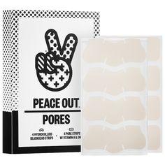 Peace Out- Pore Treatment Strips