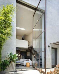 I want this giant #WINDOW / #DOOR