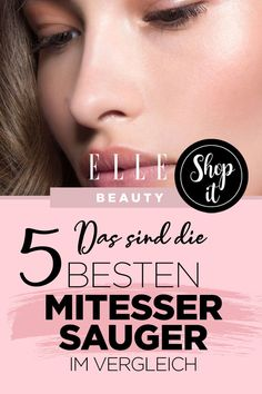 Porensauger: So funktioniert das Beauty-Tool gegen Mitesser - Hints for Women Natural Face, Beauty Make Up, Beauty Trends, Anti Aging, Elle, Entertaining, Health, Face Masks, Creme
