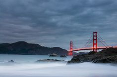 Cant wait for my cruise in April. This is exactly how I remember it.Golden Gate, San Fransisco