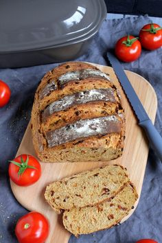 Tomatenbrot in 2020 Pampered Chef, Chefs, Benefits Of Potatoes, Tapas, La Eats, How To Cook Beef, Best Meat, Eat Smart, Different Recipes