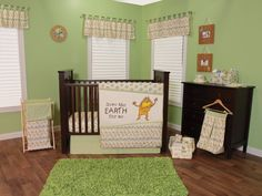 Amazon.com: Trend Lab Dr. Seuss The Lorax 3 Piece Crib Bedding Set, Natural: Baby