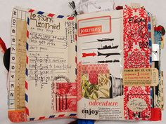 Michelle Geller travel journal