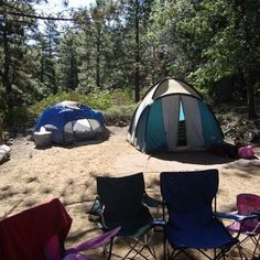 Pine Knot Campground - Big Bear Lake, CA, United States
