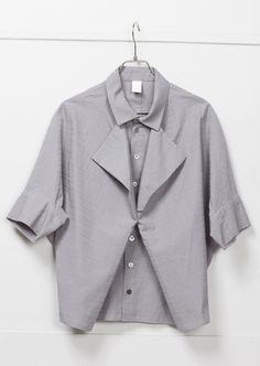 ハンカチーフシャツ | nooy / ヌーイ