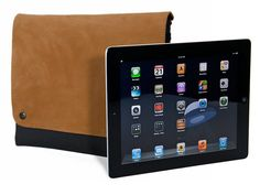 iPad CitySlicker Case - #AmericanMade - WaterField Designs - buy: http://www.sfbags.com/collections/ipad-cases/products/cityslicker-ipad-case