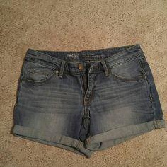 Blue jean shorts Like new pair of shorts Mossimo Supply Co Shorts Jean Shorts