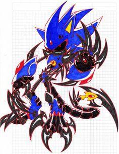 Shadow the Hedgehog alternate colors   LUCARIO y SUS AMIGOS: 5- Imagenes de lo mas cool!!