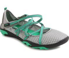 Jambu Tidal Terra Marine Vegan Shoes - Womens