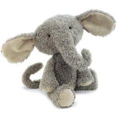 e325ed1aab2 Jellycat Vintage Elephant NEW Stuffed Animal Plush Vintage Elephant