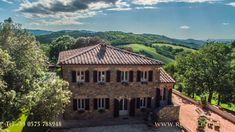 Tuscany Wine Estate with Luxury Villa and Winery for Sale - Ref.1320