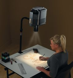 The Prism And Super Table Stand Can Make Your Trickiest Projects A Cinch Art ProjectorCutting